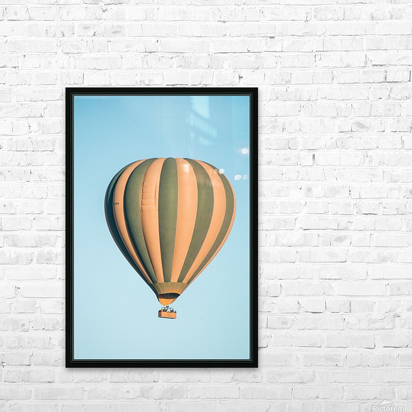 JGS_4703 HD Sublimation Metal print with Decorating Float Frame (BOX)