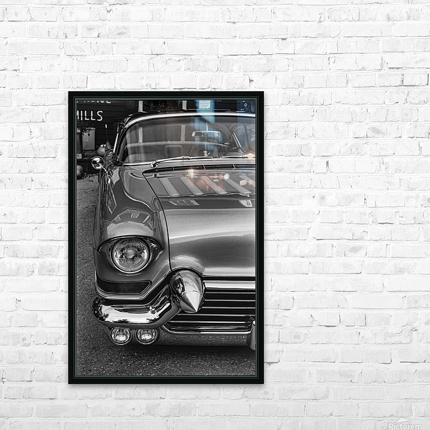 57 Caddy Mojo HD Sublimation Metal print with Decorating Float Frame (BOX)