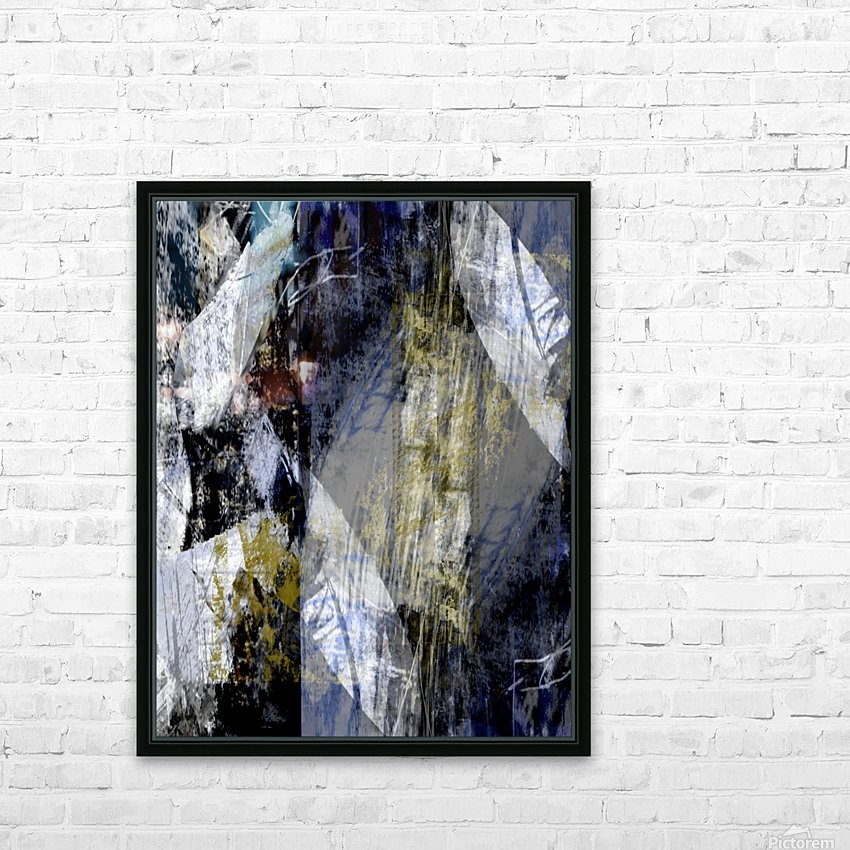 M I R A G E HD Sublimation Metal print with Decorating Float Frame (BOX)