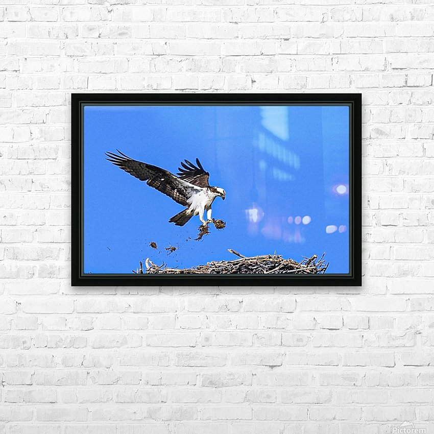 Time to rebuild HD Sublimation Metal print with Decorating Float Frame (BOX)