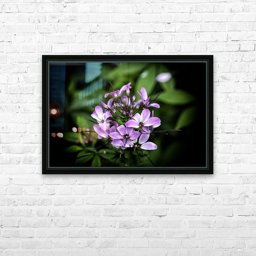 Beeplant HD Sublimation Metal print with Decorating Float Frame (BOX)