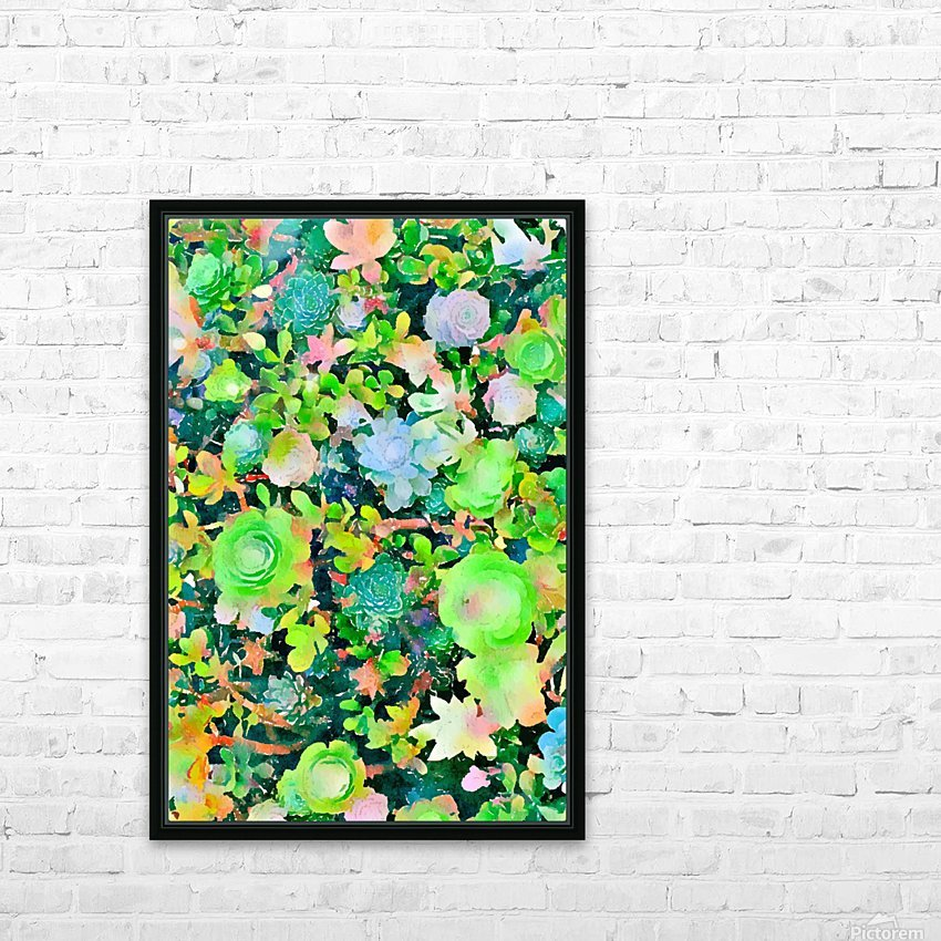 The Desert Works Constantly To Forbid It But The Cactus Blooms Anyway HD Sublimation Metal print with Decorating Float Frame (BOX)