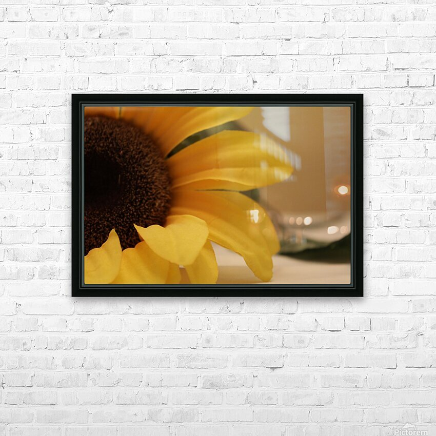 Monday HD Sublimation Metal print with Decorating Float Frame (BOX)
