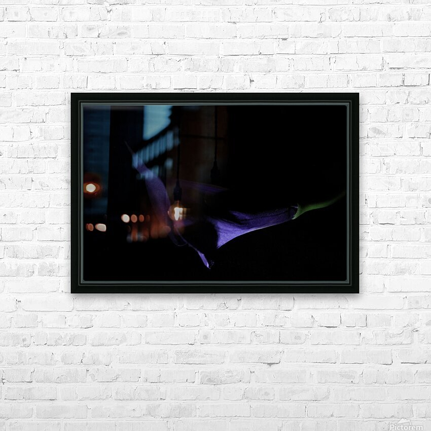 Found HD Sublimation Metal print with Decorating Float Frame (BOX)
