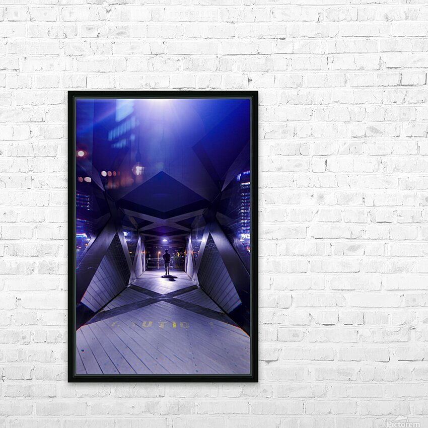Xcalibr8 HD Sublimation Metal print with Decorating Float Frame (BOX)