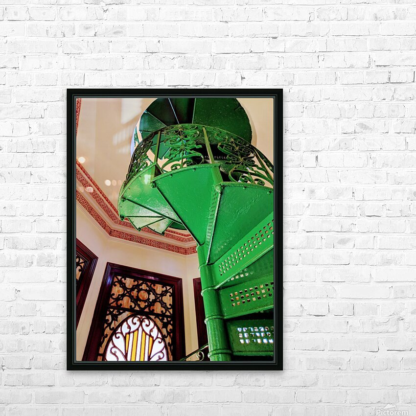 Cienfuegos V HD Sublimation Metal print with Decorating Float Frame (BOX)
