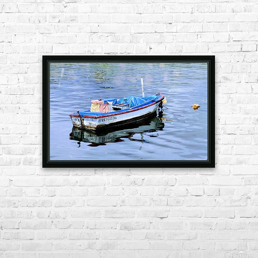 Havana II HD Sublimation Metal print with Decorating Float Frame (BOX)