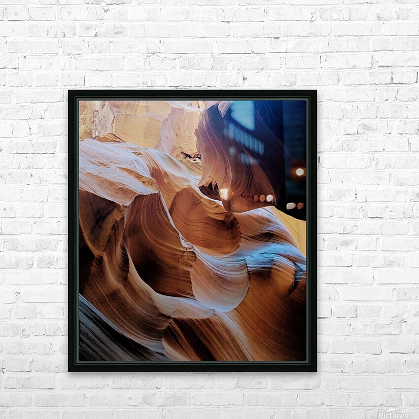 Sunkissed II HD Sublimation Metal print with Decorating Float Frame (BOX)