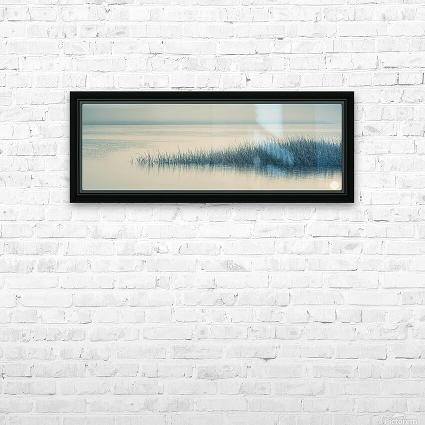 High Tide on the Nonesuch HD Sublimation Metal print with Decorating Float Frame (BOX)