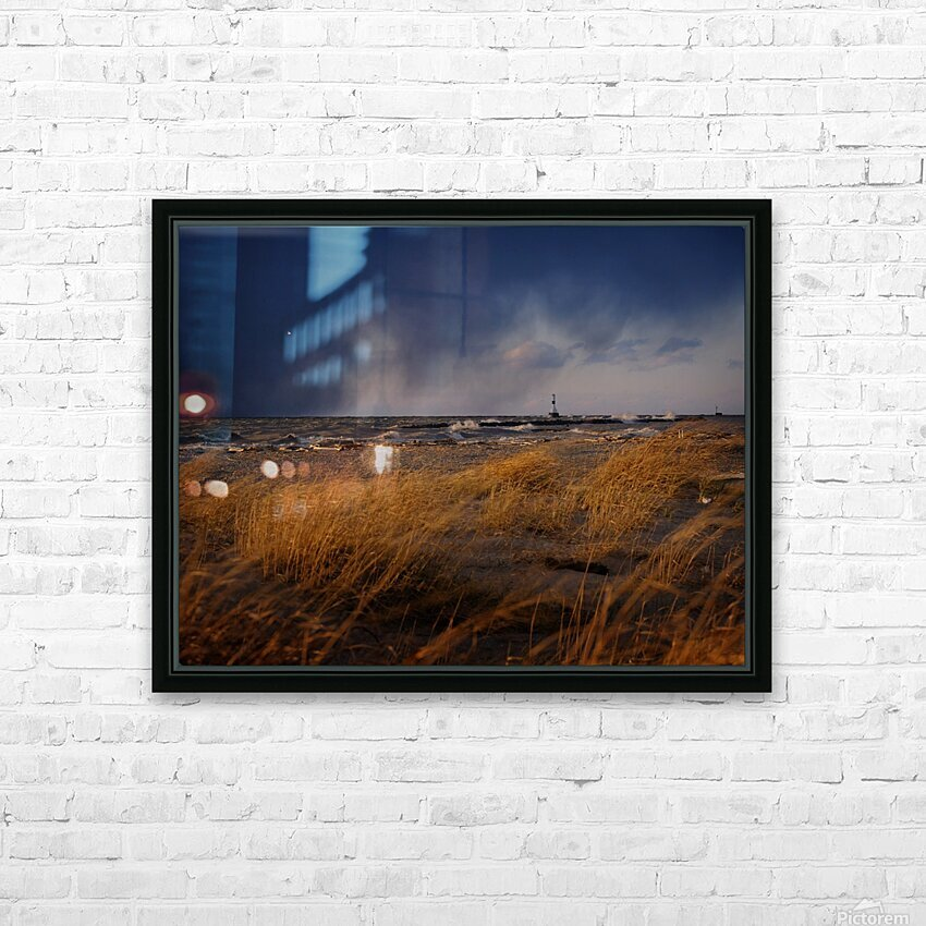 Lighthouseprocessed2 HD Sublimation Metal print with Decorating Float Frame (BOX)