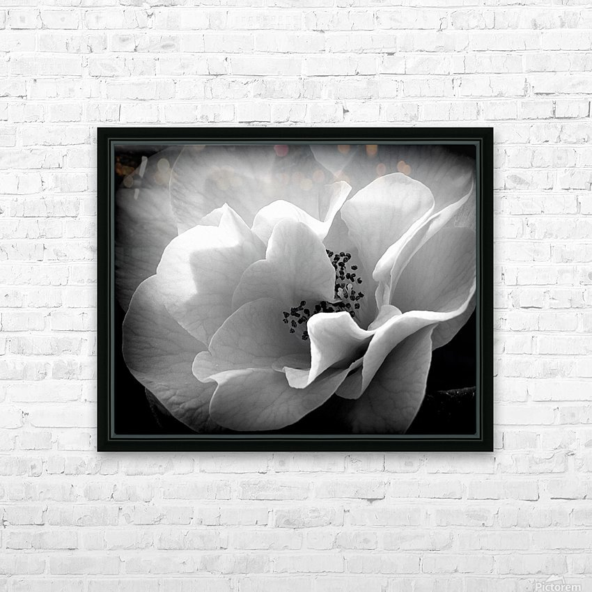Linen  HD Sublimation Metal print with Decorating Float Frame (BOX)