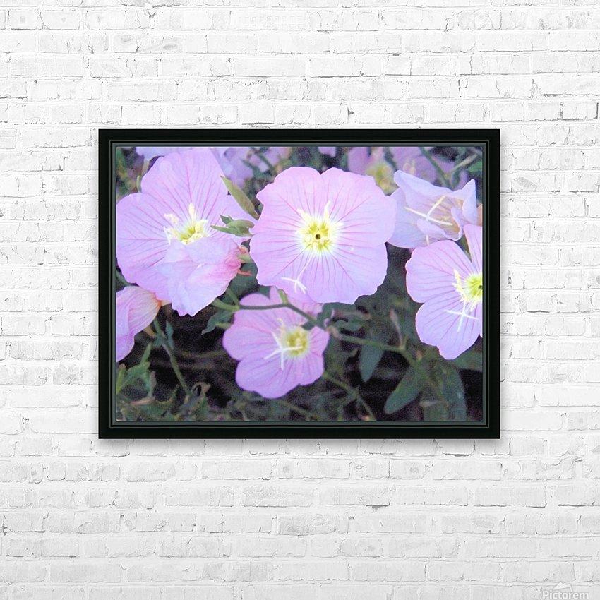 Flowers HD sublimation métal imprimé avec décoration flotteur cadre (boîte)