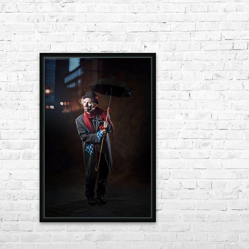 Auguste et espoir HD Sublimation Metal print with Decorating Float Frame (BOX)
