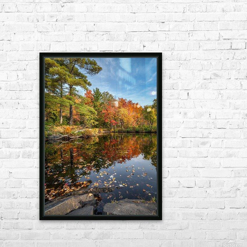 Skootamatta HD Sublimation Metal print with Decorating Float Frame (BOX)