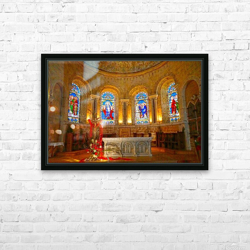 Secret Avallon 6 of 6 HD Sublimation Metal print with Decorating Float Frame (BOX)