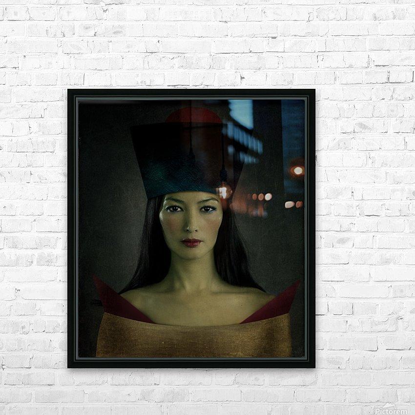 ***** by Svetlana Melik-Nubarova  HD Sublimation Metal print with Decorating Float Frame (BOX)