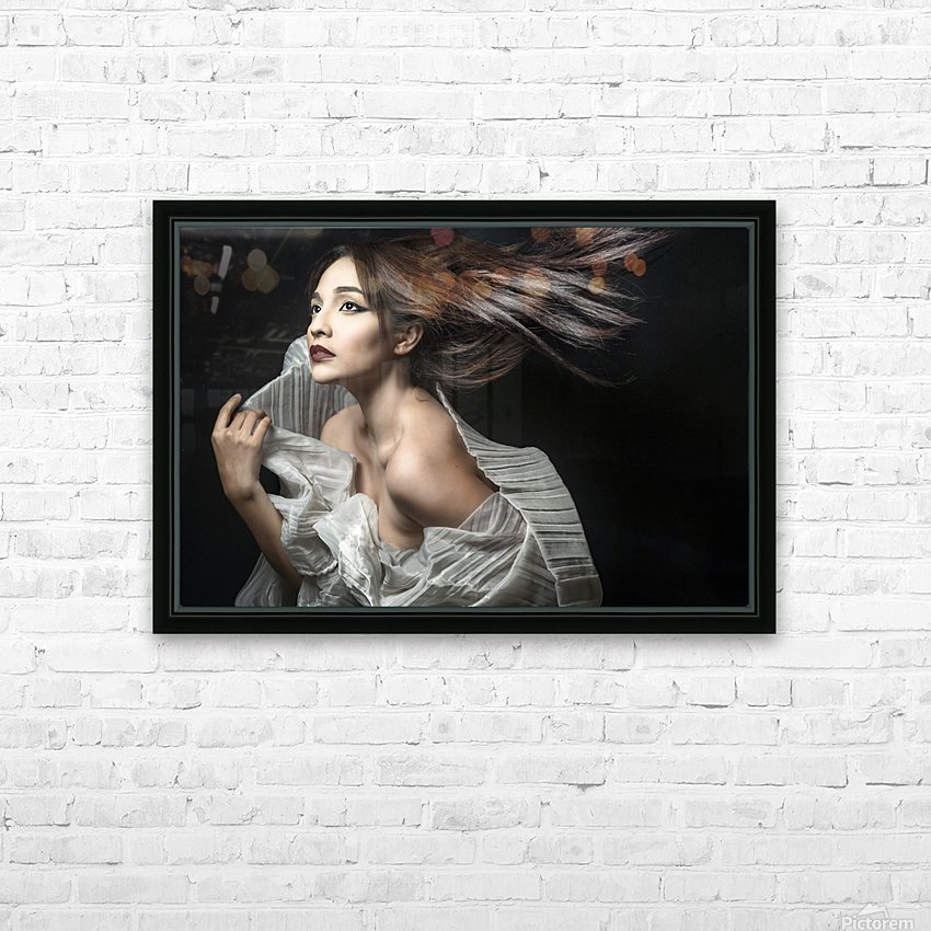 Breezin' HD Sublimation Metal print with Decorating Float Frame (BOX)