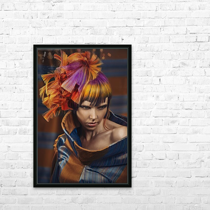 A Cut Above IV HD Sublimation Metal print with Decorating Float Frame (BOX)