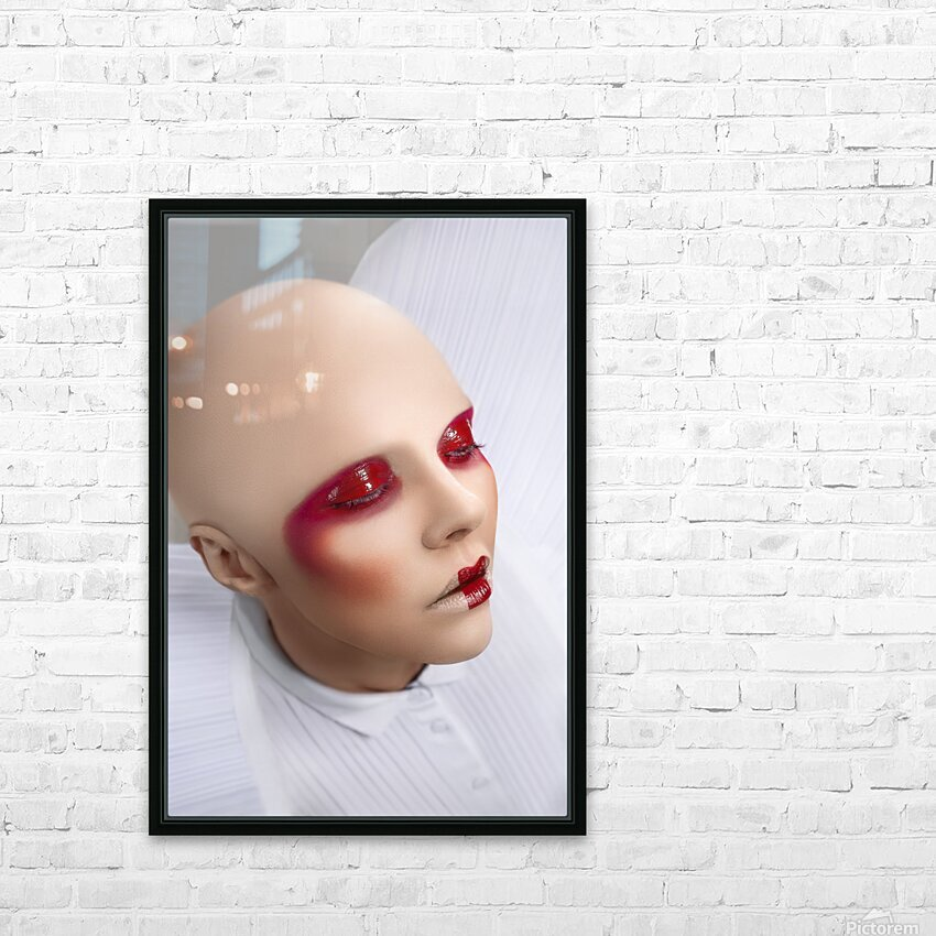 InnerSpace II HD Sublimation Metal print with Decorating Float Frame (BOX)