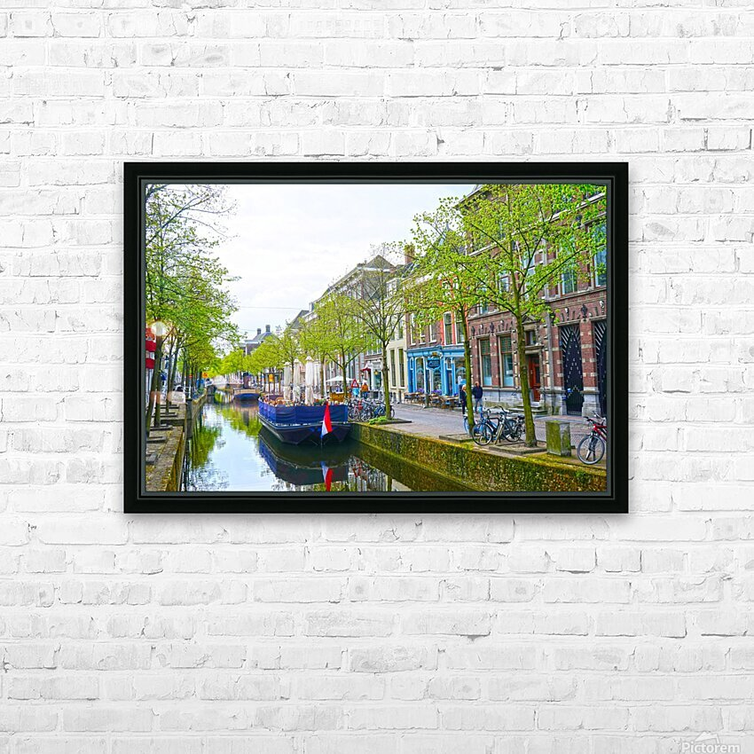 A Dream of the Netherlands 3 of 4 HD Sublimation Metal print with Decorating Float Frame (BOX)
