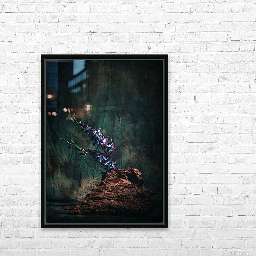Couleur de sagesse HD Sublimation Metal print with Decorating Float Frame (BOX)