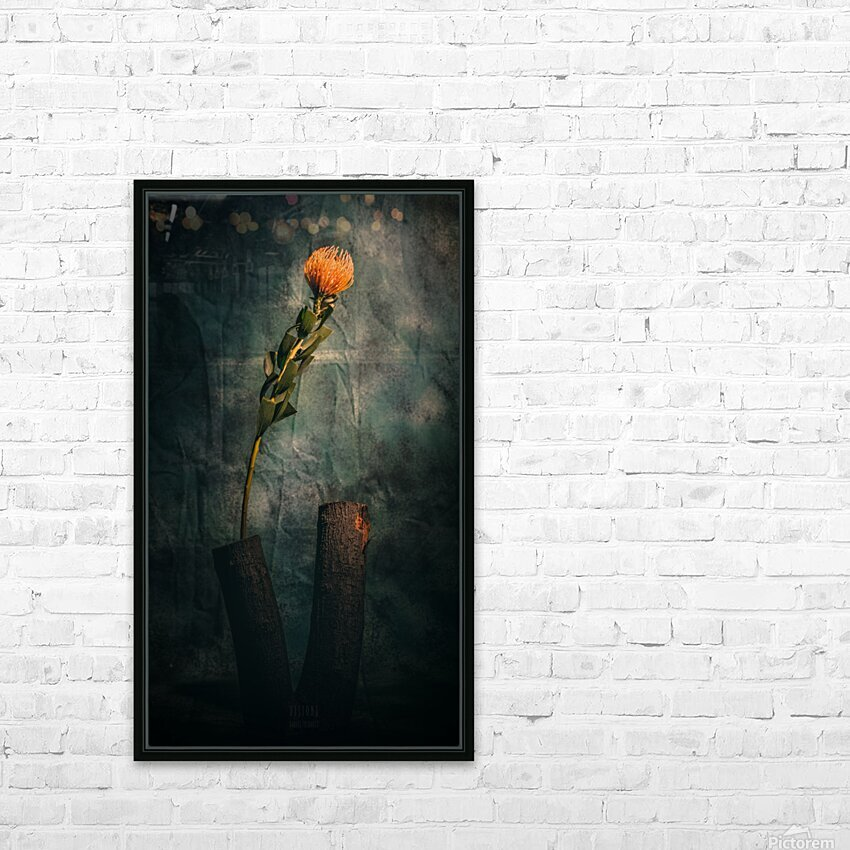 Zen 2 HD Sublimation Metal print with Decorating Float Frame (BOX)