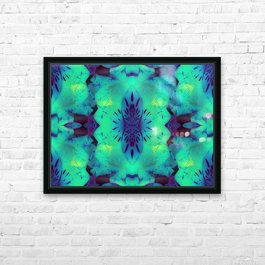 Portal  135  HD Sublimation Metal print with Decorating Float Frame (BOX)