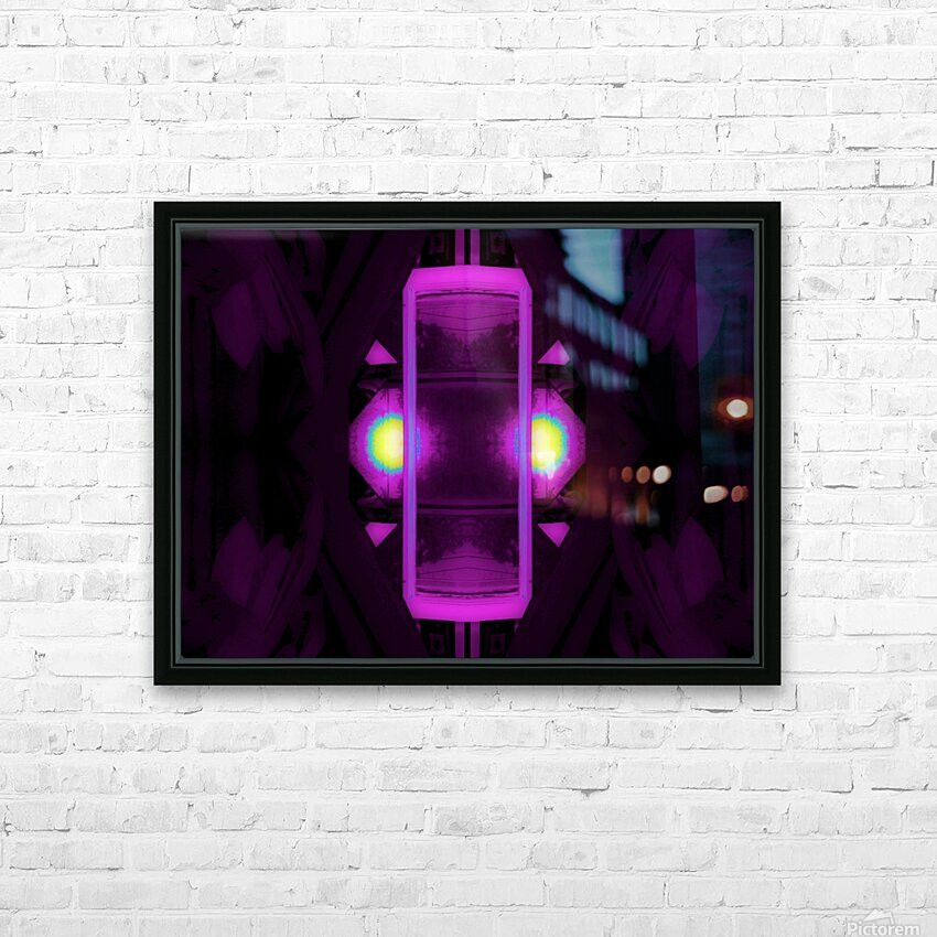 Portal  20  HD Sublimation Metal print with Decorating Float Frame (BOX)