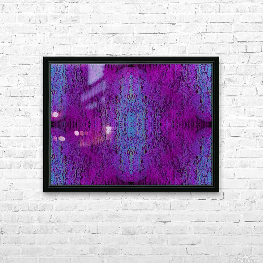 Portal  107  HD Sublimation Metal print with Decorating Float Frame (BOX)