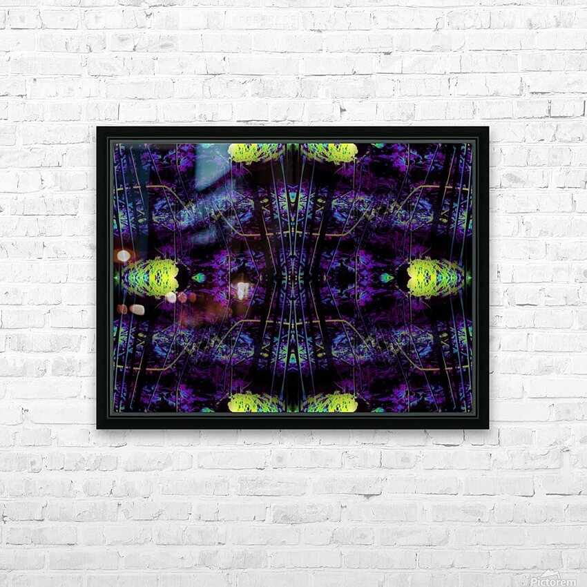 Portal  47  HD Sublimation Metal print with Decorating Float Frame (BOX)