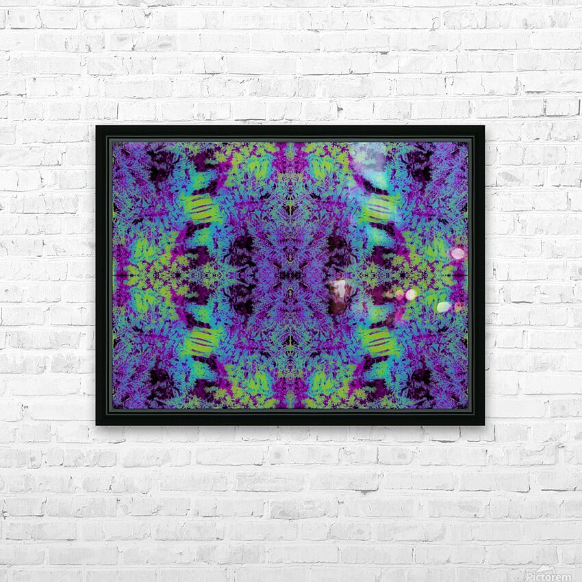 Portal  35  HD Sublimation Metal print with Decorating Float Frame (BOX)
