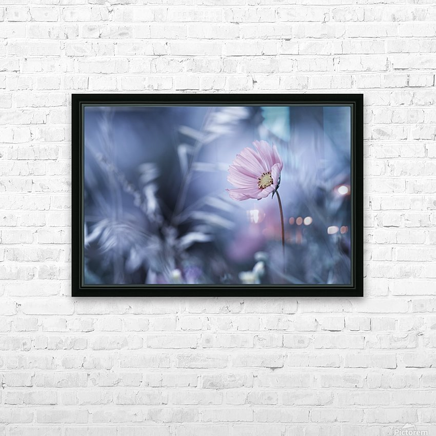 A Walk in Dreamland HD Sublimation Metal print with Decorating Float Frame (BOX)