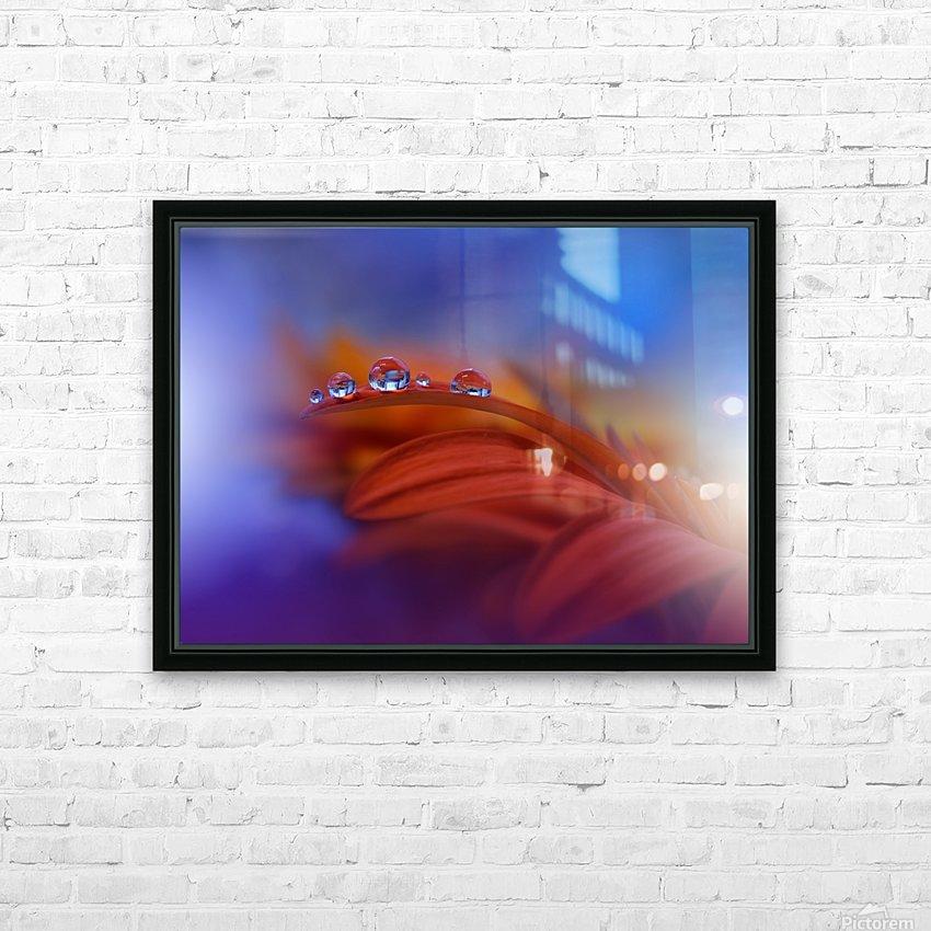 Metamorphosis by Juliana Nan  HD Sublimation Metal print with Decorating Float Frame (BOX)