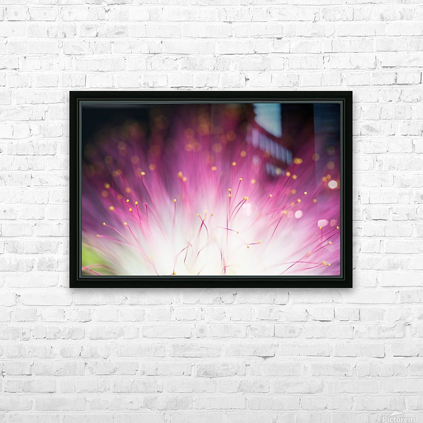 Elfin HD Sublimation Metal print with Decorating Float Frame (BOX)