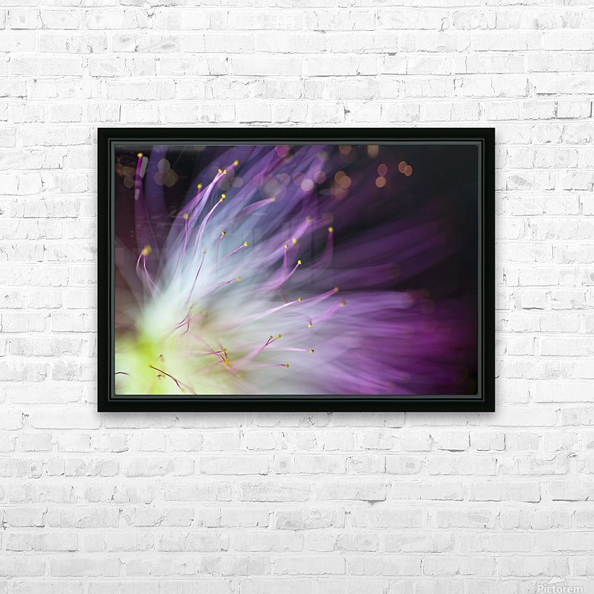 The Will-o-the-Wisp HD Sublimation Metal print with Decorating Float Frame (BOX)