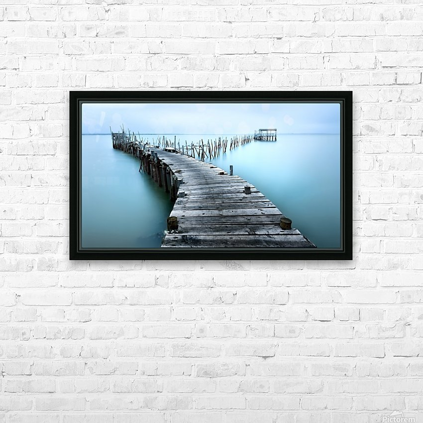Carrasqueira II HD Sublimation Metal print with Decorating Float Frame (BOX)