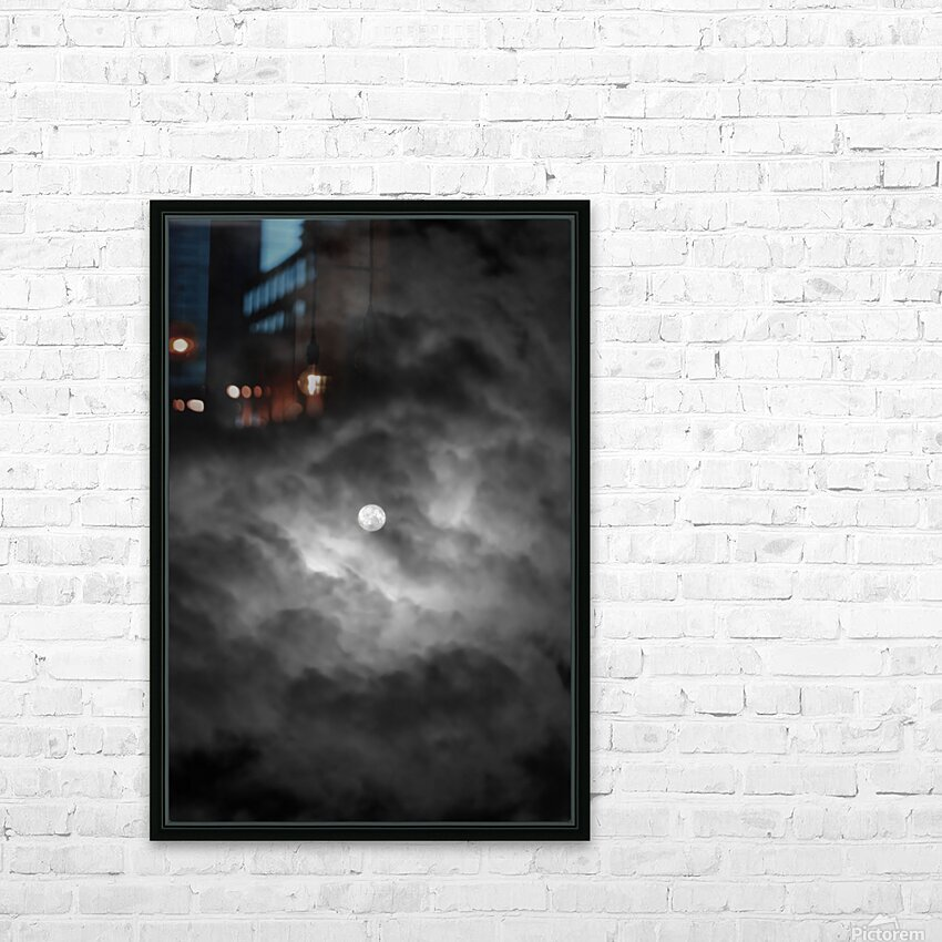 GODDESS ALA HD Sublimation Metal print with Decorating Float Frame (BOX)