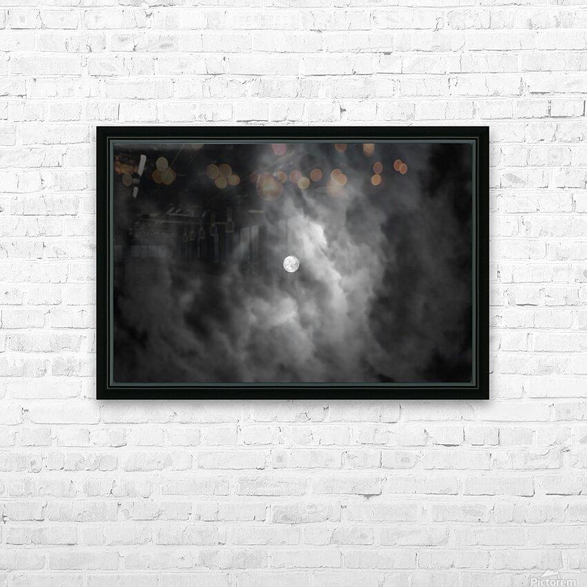 GODDESS ALA 002 HD Sublimation Metal print with Decorating Float Frame (BOX)