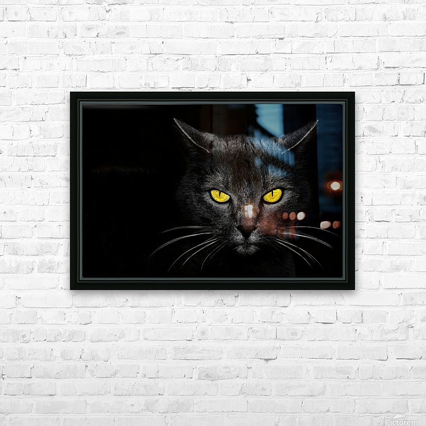 Monster Kill HD Sublimation Metal print with Decorating Float Frame (BOX)
