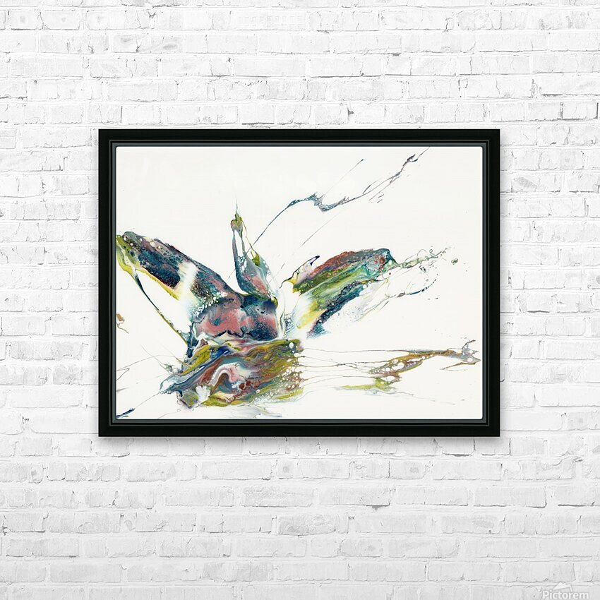 Chameleon HD Sublimation Metal print with Decorating Float Frame (BOX)