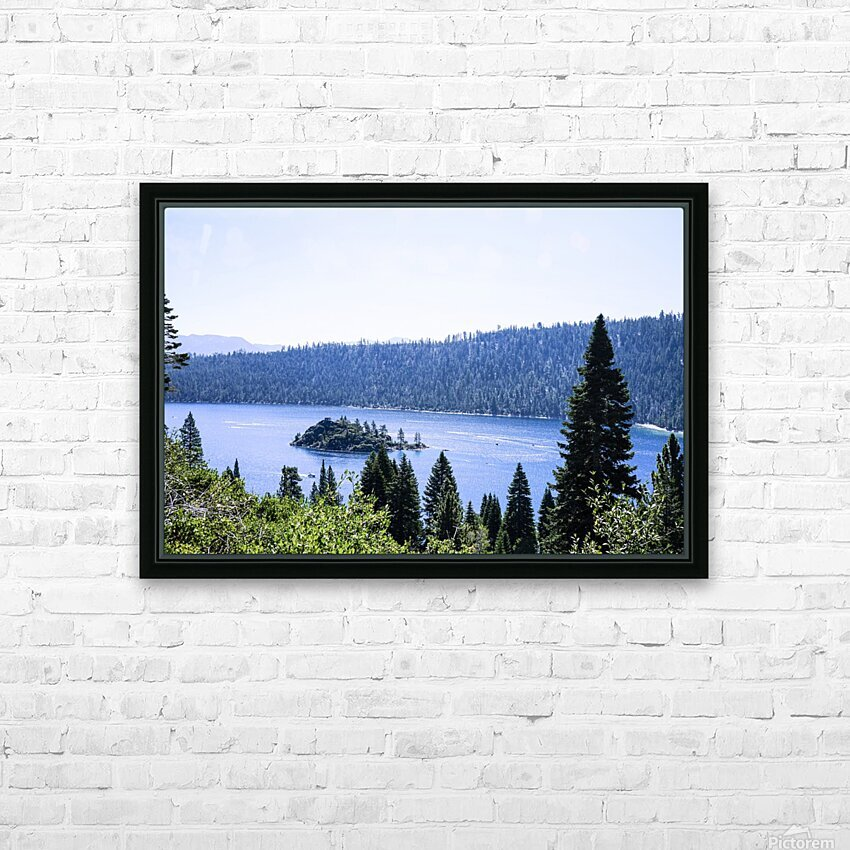 Secret View HD Sublimation Metal print with Decorating Float Frame (BOX)