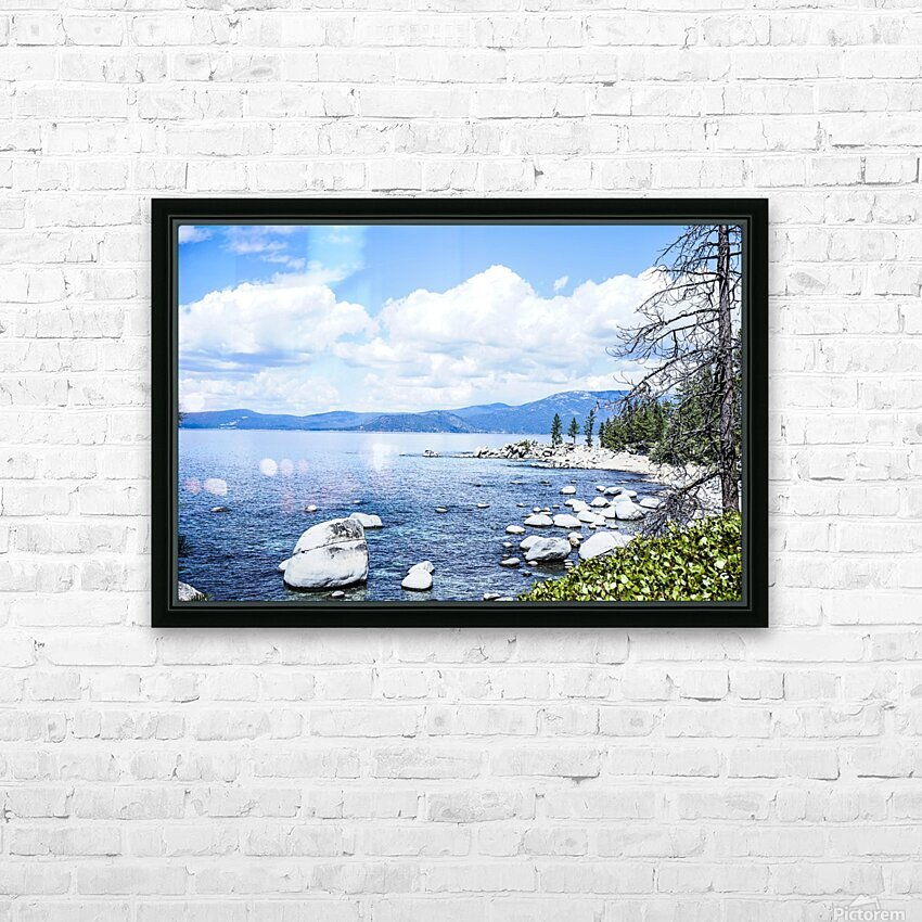 Out West 5 of 8 HD Sublimation Metal print with Decorating Float Frame (BOX)