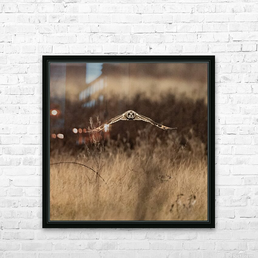 Wesley Allen Shaw 02245 HD Sublimation Metal print with Decorating Float Frame (BOX)