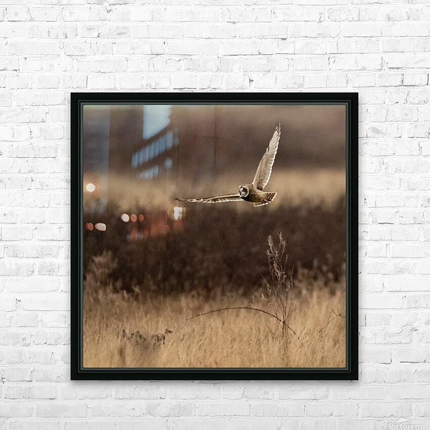 Wesley Allen Shaw 02250 HD Sublimation Metal print with Decorating Float Frame (BOX)
