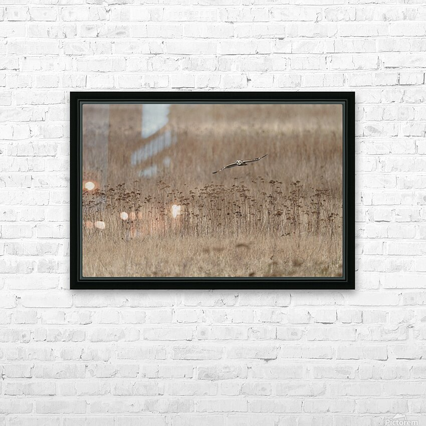 Wesley Allen Shaw 01435 HD Sublimation Metal print with Decorating Float Frame (BOX)