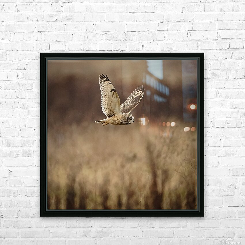 Wesley Allen Shaw 02133 HD Sublimation Metal print with Decorating Float Frame (BOX)