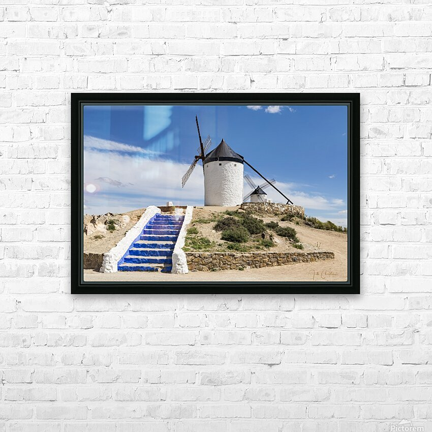 IMG 8247 HD Sublimation Metal print with Decorating Float Frame (BOX)