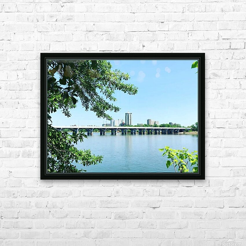 FB IMG 1559459589600 HD Sublimation Metal print with Decorating Float Frame (BOX)