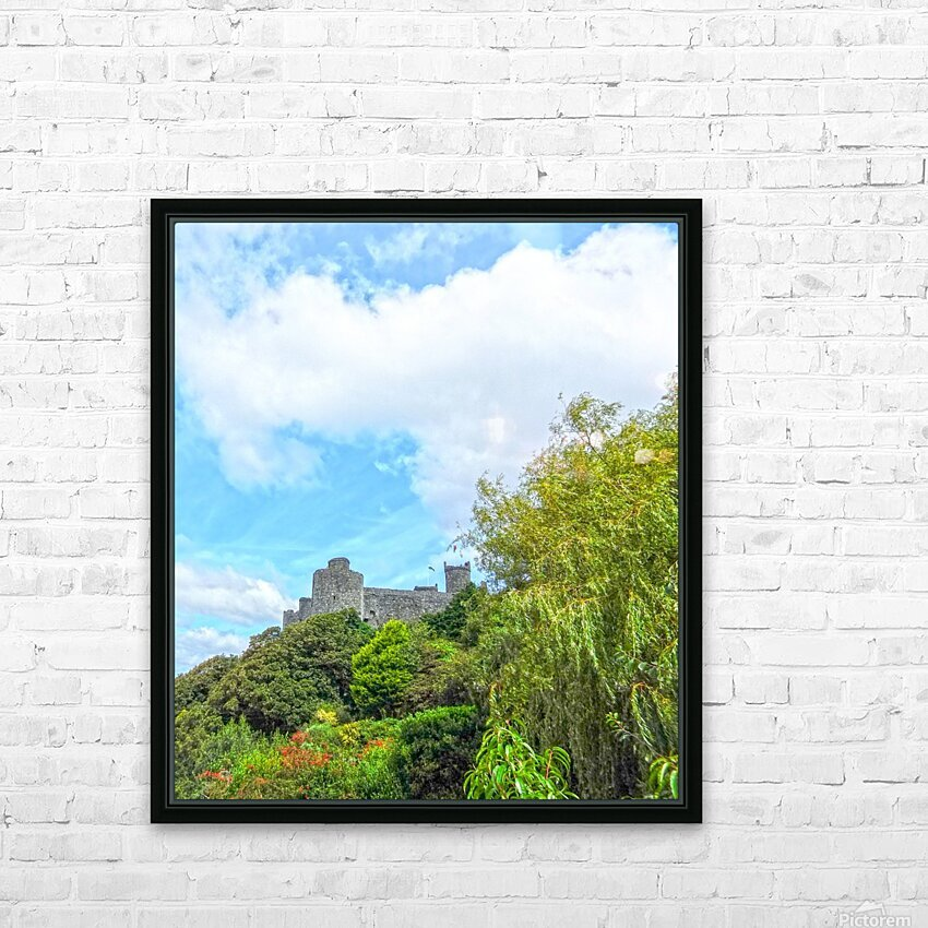 Wondrous Aberystwyth 4 of 5 HD Sublimation Metal print with Decorating Float Frame (BOX)