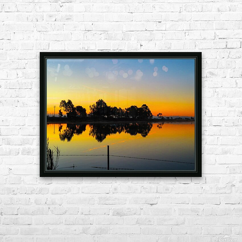 20181211 IMG 2920 HD Sublimation Metal print with Decorating Float Frame (BOX)